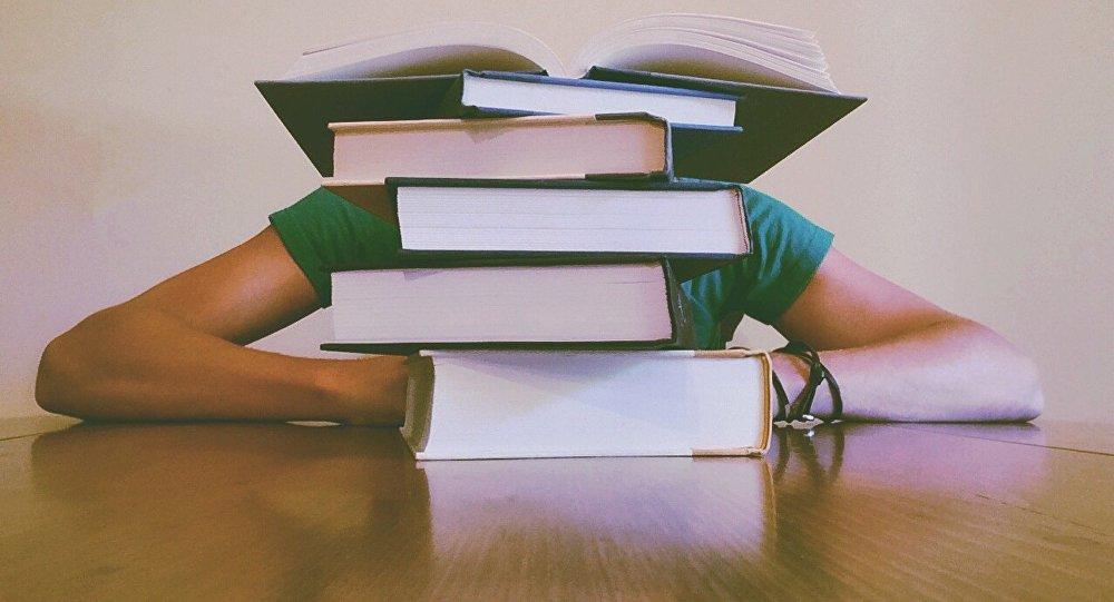 Стопка книг