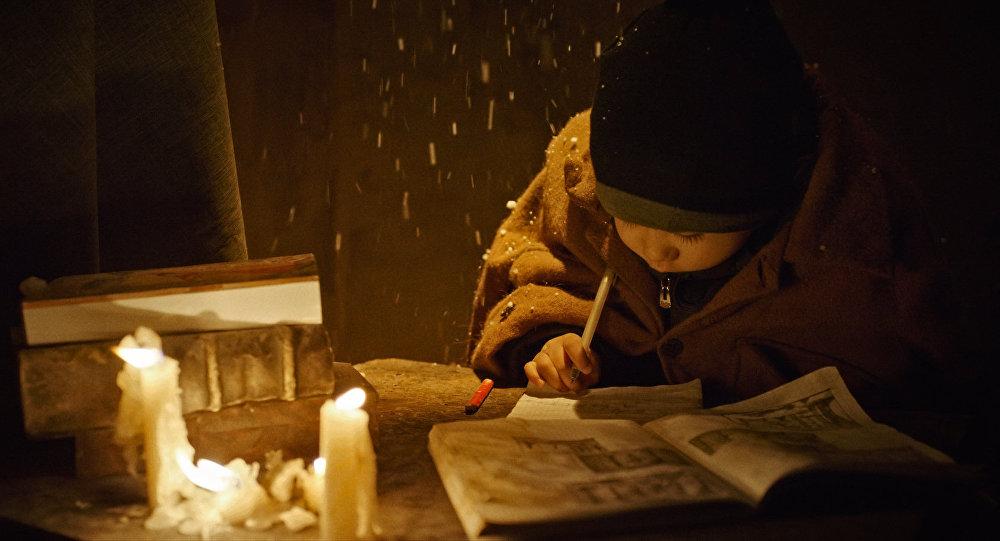 Кадр из фильма Ночной Бог