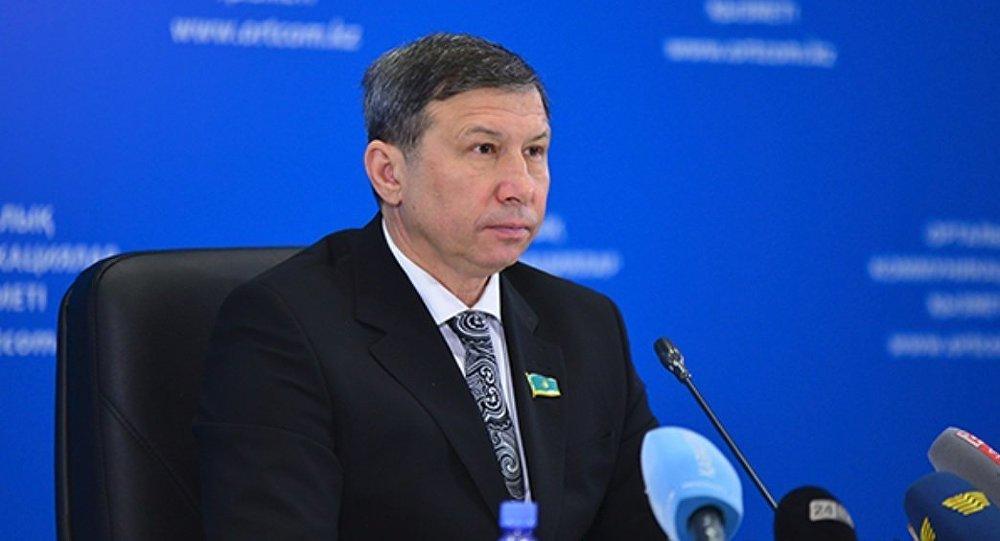 Депутат сената Сергей Плотников