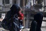 Пригород Дамаска, архивное фото