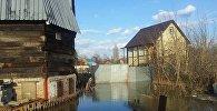 Дачные участки подтоплены паводковыми водами в Петропавловске