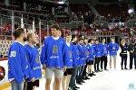Сборная Казахстана-бронзовые призеры Чемпионата Мира 2018 (первый дивизион группа А)