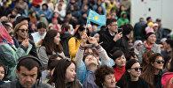 В столице празднуют День единства народа Казахстана