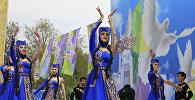 День единства народа Казахстана в Алматы