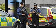 Полиция на улицах Лондона. Архивное фото