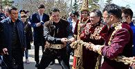 Павлодар облысының әкімі Болат Бақауов