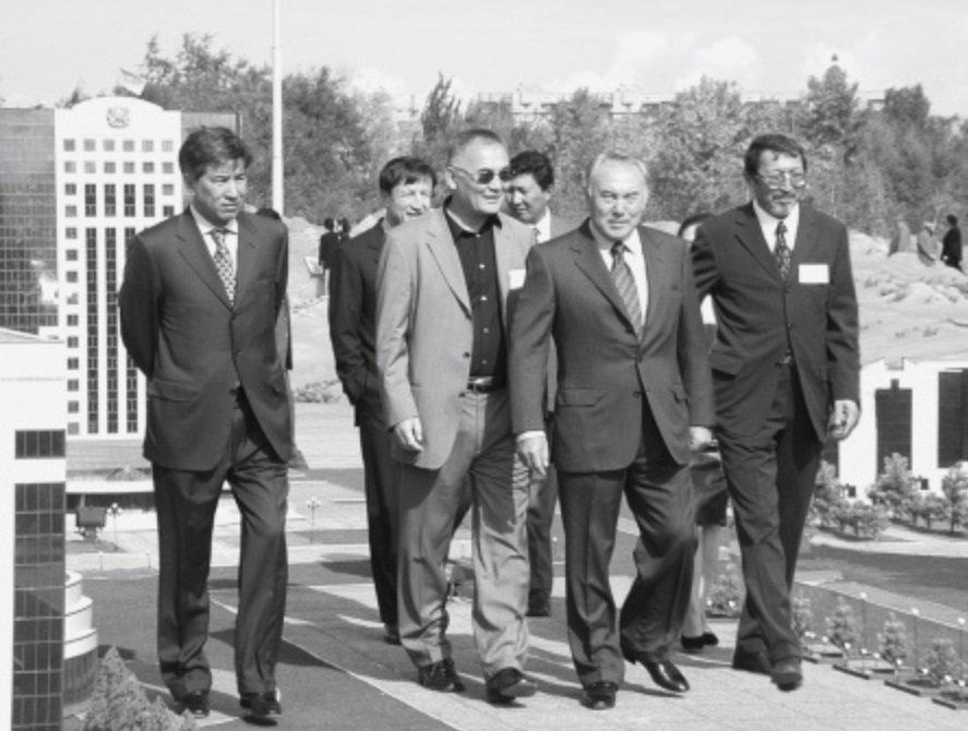 Астананың архив суреті