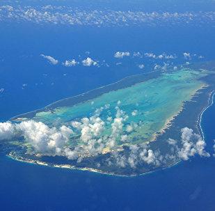 Атолл Альдабра остается одним из немногих коралловых атоллов, практически не тронутых цивилизацией