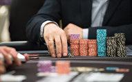 Фишки казино, иллюстративное фото