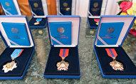 Мемлекеттік наградалар
