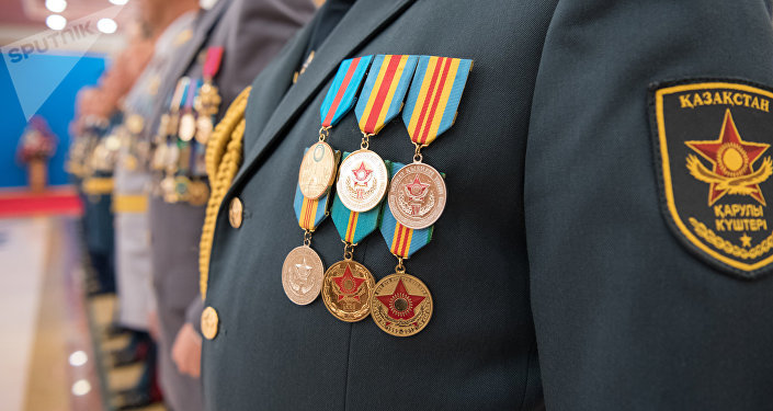 Воинские награды