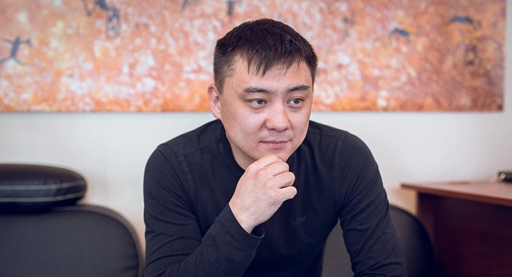 Директор центра по развитию финансовых технологий и инноваций Ассоциации финансистов Казахстана Константин Пак