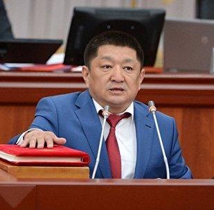 Космосбек Чолпонбаев