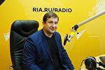 Доктор политических наук, профессор МГУ Андрей Манойло