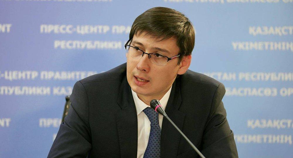 Председатель правления АО Экспортная страховая компания KazakhExport Руслан Искаков