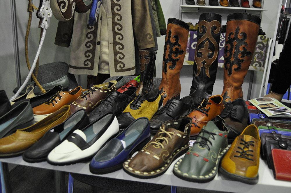 dbece59f6925 Казахстан может всё  выставка-ярмарка отечественной продукции в Астане