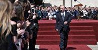 Президент РФ Владимир Путин после инаугурации