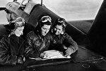 Летчицы истребительного авиационного полка, архивное фото