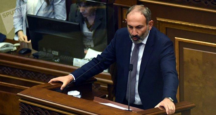 Выборы премьер-министра Армении