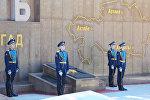 Мемориальный комплекс воинам-казахстанцам 100-й и 101-й отдельных стрелковых бригад в Тверской области