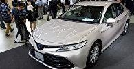 Новая модель Toyota Camry