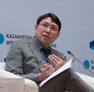 Политолог, эксперт по вопросам внешней политики и безопасности  Аскар Нурша