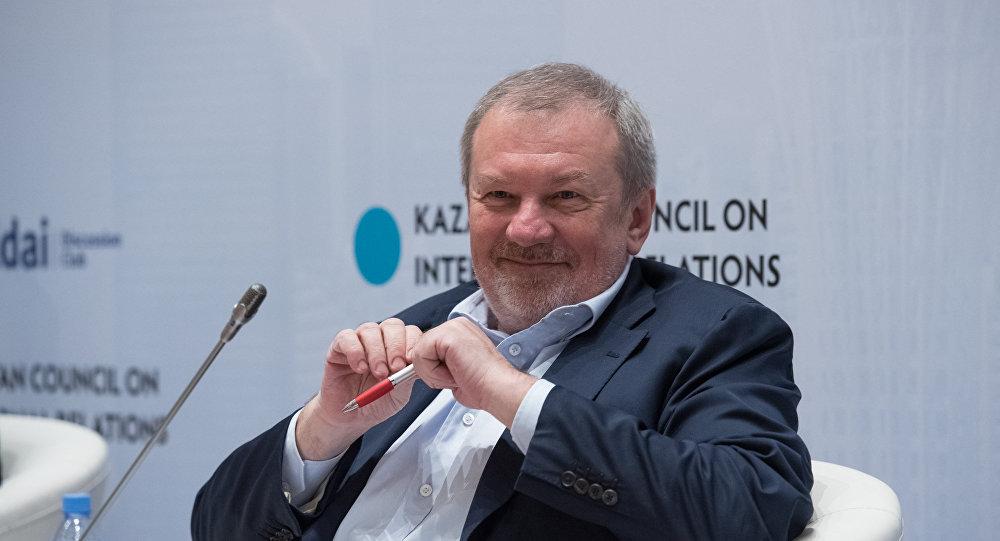 Председатель Совета Фонда развития и поддержки Международного дискуссионного клуба Валдай Андрей Быстрицкий