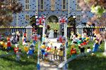 Lego-версия предстоящей свадьбы принца Гарри и Меган Маркл