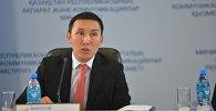 Вице-президент Казахстанского центра государственно-частного партнерства министерства национальной экономики Айдос Кобетов