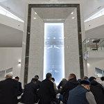 Открытие новой мечети в районе Сарыарка  Астаны