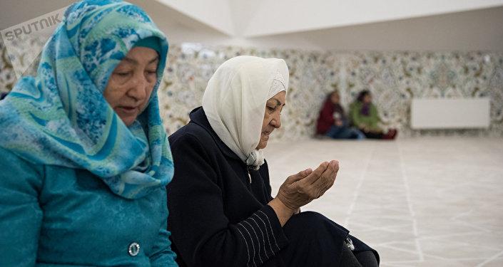 Открытие новой мечети районе Сарыарка  Астаны