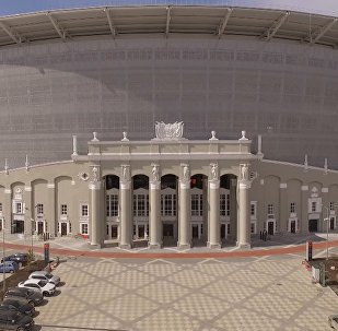 Екатеринбург Арена примет 4 матча чемпионата мира