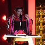Певица Нетта Барзилай (Израиль)