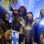 Финская группа Lordi