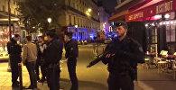Резня в Париже: кадры с места ЧП