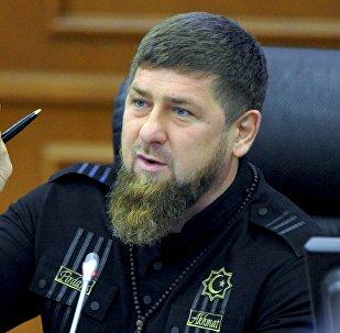 Шешенстан Республикасының президенті Рамзан Қадыров