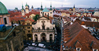 Прага, архивное фото