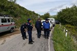Спасатели помогли заблудившемуся в горах Южного Казахстана туристу