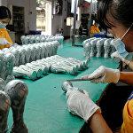 Изготовление сувенирных кубков к чемпионату мира по футболу в китайском Дунгуане