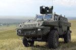 На что способна неудержимая казахстанская бронемашина