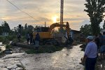 Подтопления в Южно-Казахстанской области