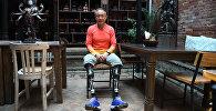 70-летний китайский альпинист Ся Боюй