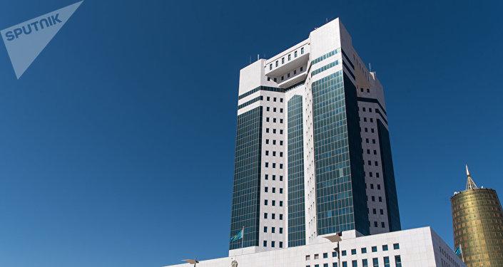 Здание правительства