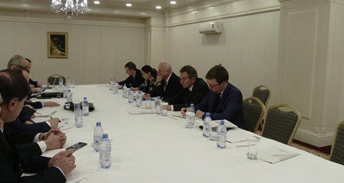 Что происходит на сирийских переговорах в Астане
