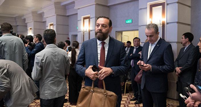 Во время девятого раунда переговоров по Сирии