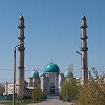 Мечеть Толеубай, виды Астаны