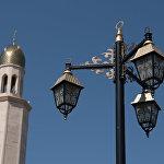 Мечеть Алжан ана, виды Астаны