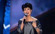 Певица Роза Рымбаева