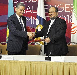 Иран мен ЕАЭО еркін сауда аймағы туралы келісімге қол қойды