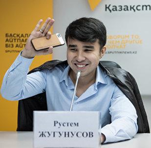 Рустем Жугунусов